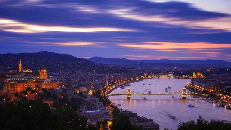 Tour for Budapest with Tripology Holidays