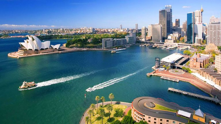 Tour package for Australia With Tripology Holidays